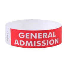 Cowboy-Con Expo 2017 Admission Wristband