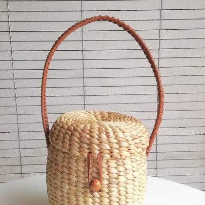 Yoomi Basket Bag