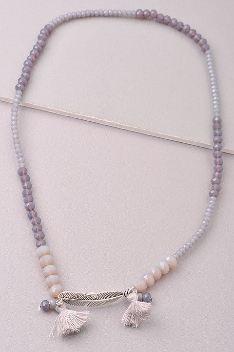 Nisha bead necklace/bracelet