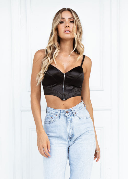 ELIXIR CROP TOP - Sista Somewhere
