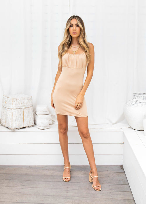 TANGIER MINI DRESS