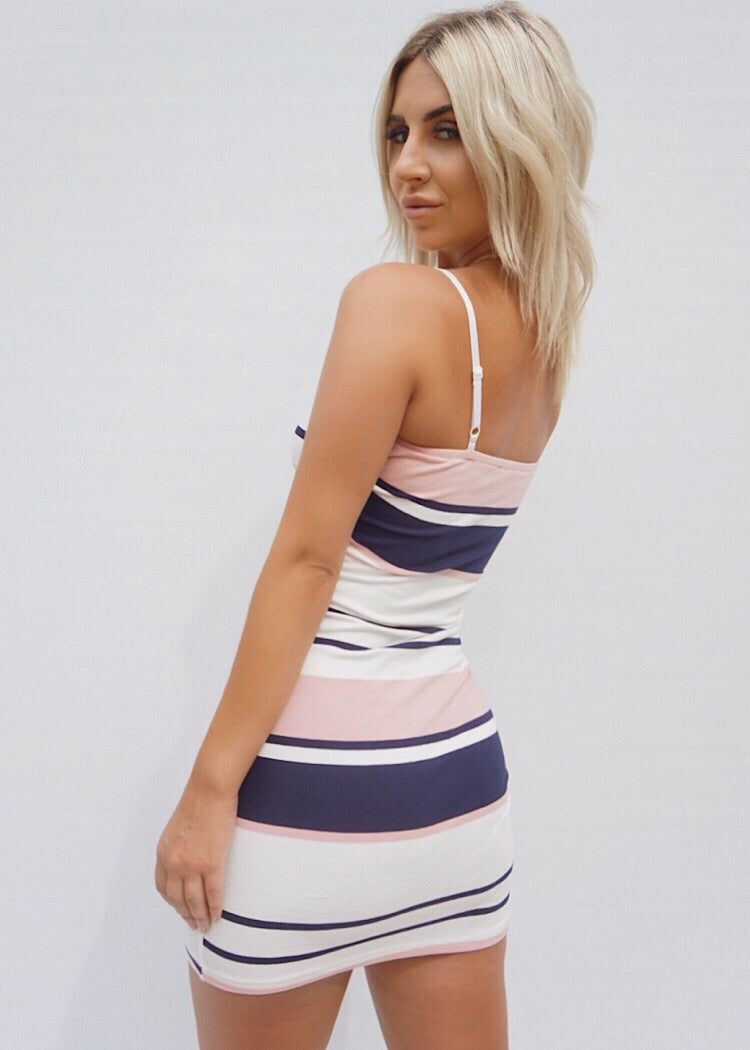 SANCTUARY MINI DRESS - Sista Somewhere