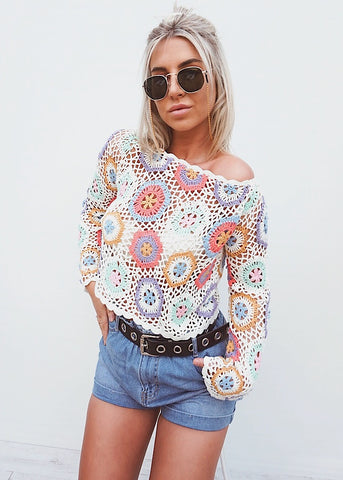 WILD THING CROP TOP
