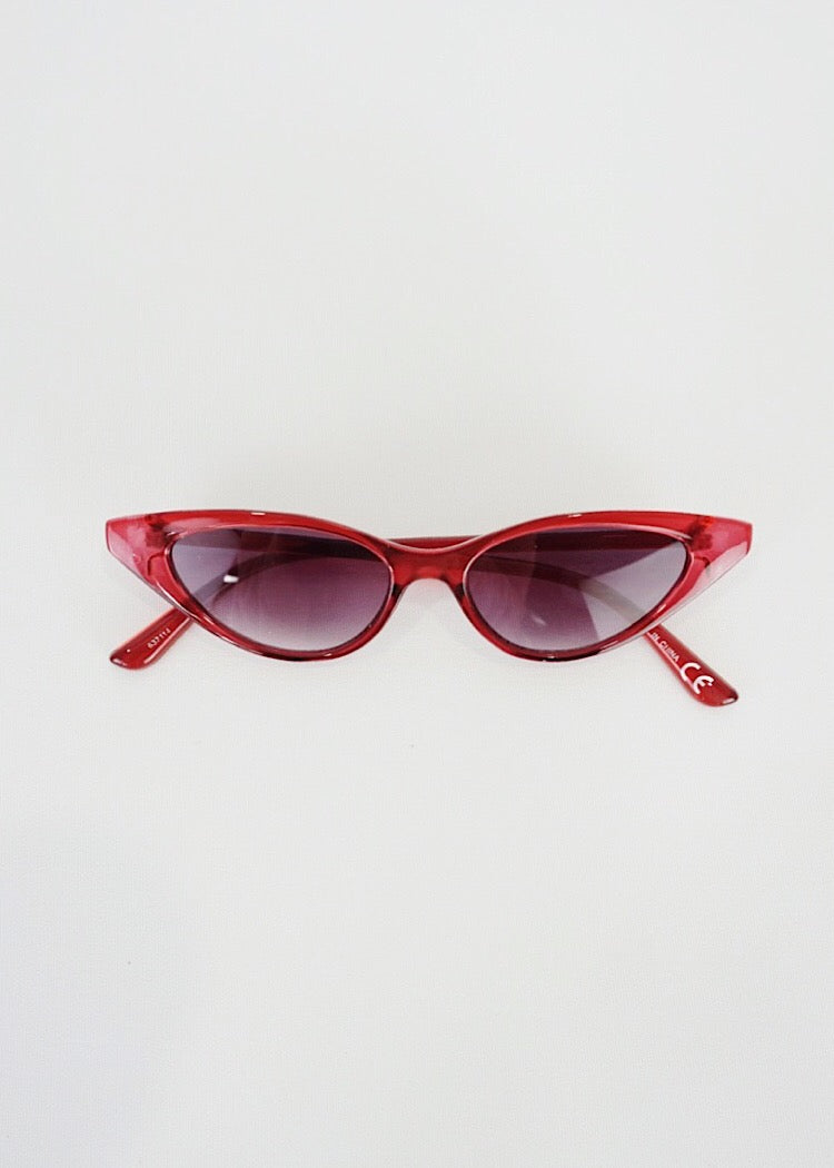 SOONER OF LATER SUNGLASSES