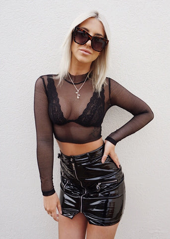 STRIKE BANDAGE TOP