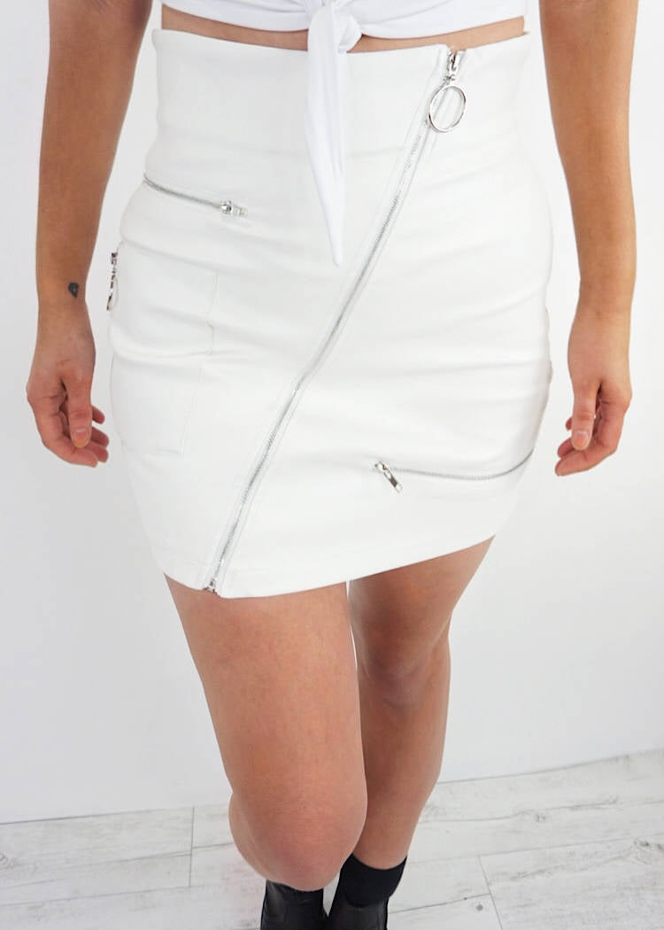 DELTA MINI SKIRT - Sista Somewhere
