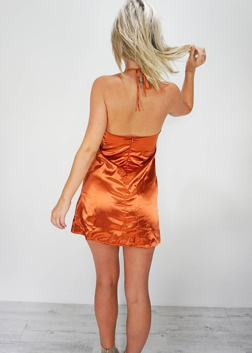 FIRE IN THE SKY DRESS