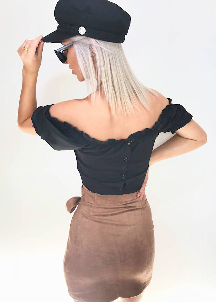VERONA CROP TOP - Sista Somewhere