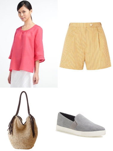 3 Simple Ways To Wear Linen This Spring & Summer