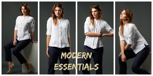 The Modern Essentials of Fashion