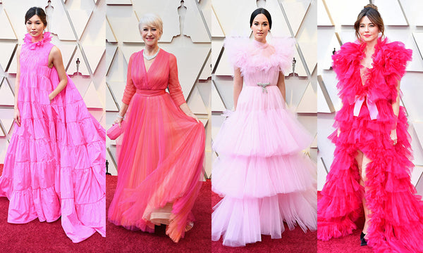 'Oscar' Red Carpet styles at your Fingertips.