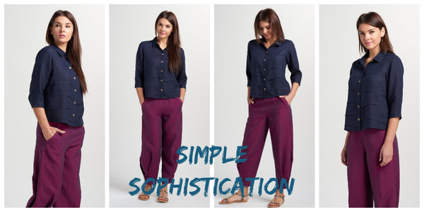Keep it simple - Keep it sophisticated
