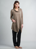 Best buy linen long tunic