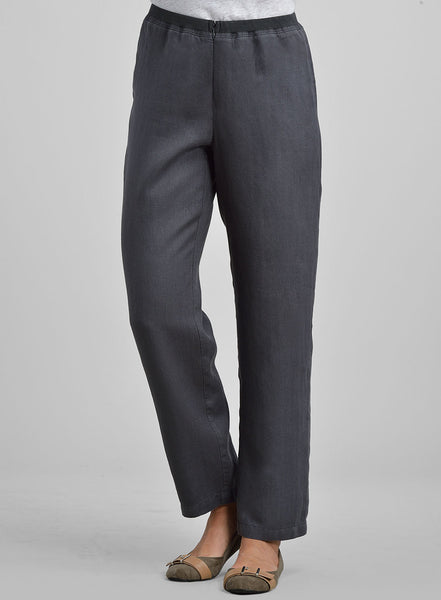 Working Linen pants in colors
