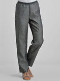 Linen long pants online