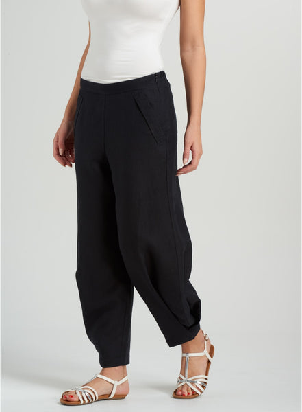 Sophisticated look linen pants