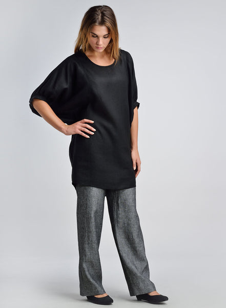 Dolman sleeves long top