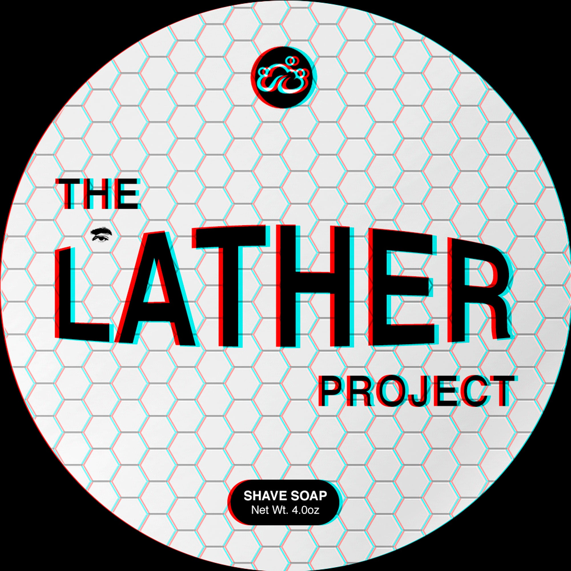 Lather Bros 3D Anaglyph Artwork by Project Major
