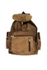 Explorus Muesli Brown Backpack - White Lion Apparel