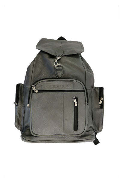 Explorus Nobel Grey Backpack - White Lion Apparel