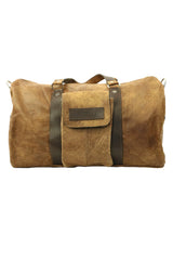 Quantum V. 2 Hacienda Brown Bag - White Lion Apparel