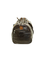 QUANTUM V. 1 GRAPHITE BROWN BAG - White Lion Apparel