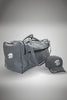 WHITE LION OPEROSE GREY GYM BAG