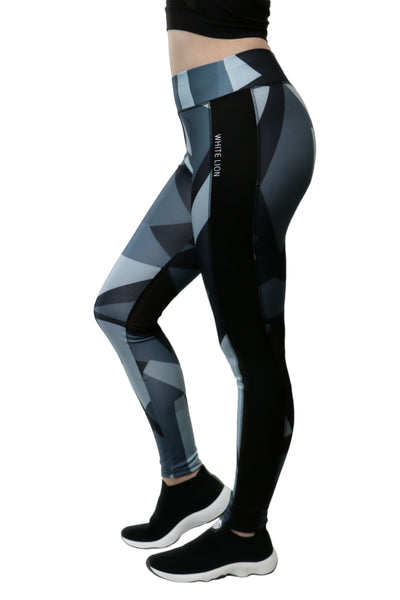 Mantellum Camo Leggings - White Lion Apparel
