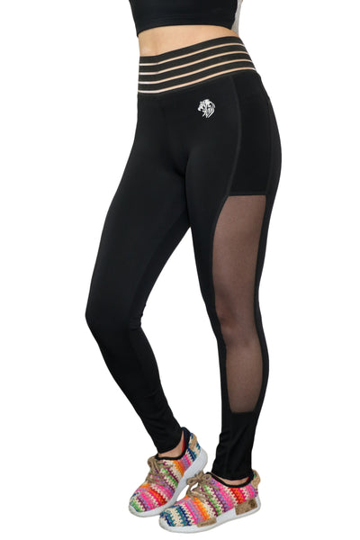 RISU LEGGINGS - White Lion Apparel