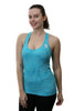 Vestra Turquoise Tank Top - White Lion Apparel