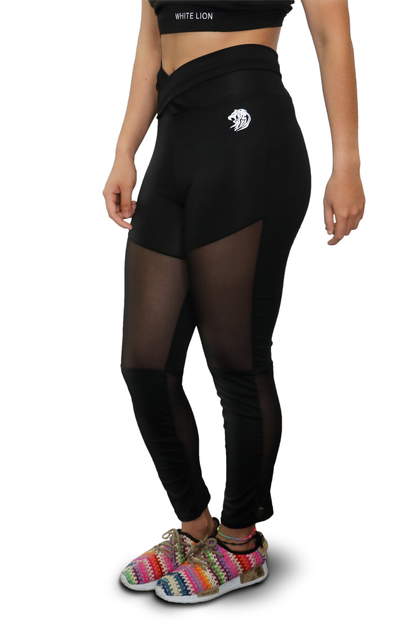 Kairos Leggings - White Lion Apparel