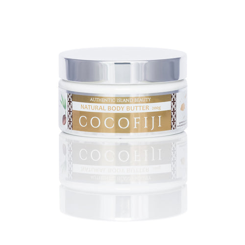 Coconut Oil Natural Body Butter - 200g