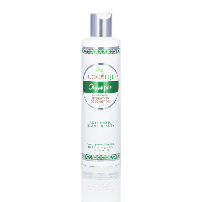 Hydrating Coconut Oil Shampoo - 250ml