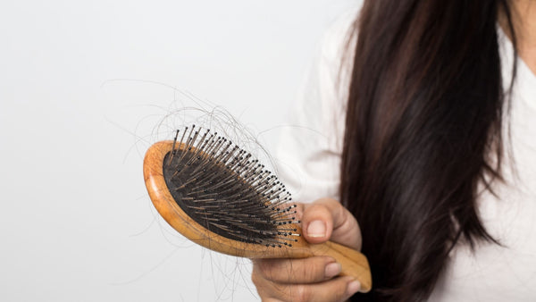 Why You're Losing Hair, and What You Can Do About It