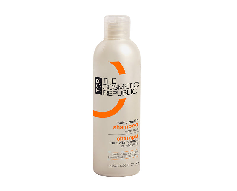 TCR Multi Vitamin Shampoo