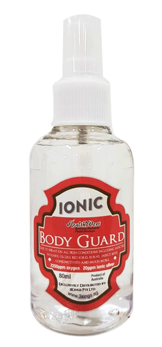 BodyGuard Ionic Spray