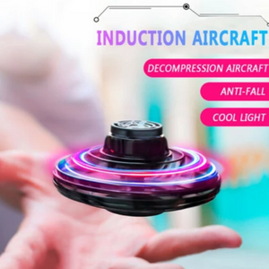 FLYNOVA - THE MOST TRICKED-OUT FLYING SPINNER