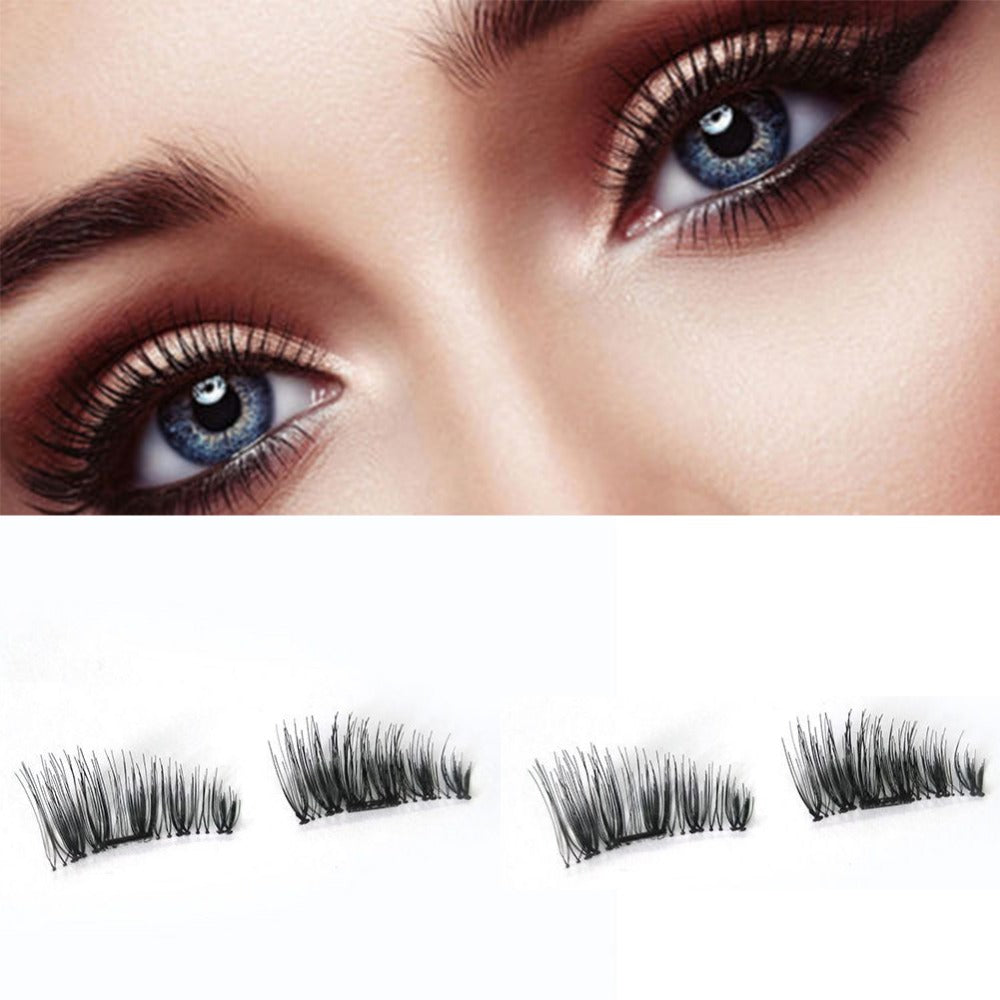 Magnetic Fake Eyelashes