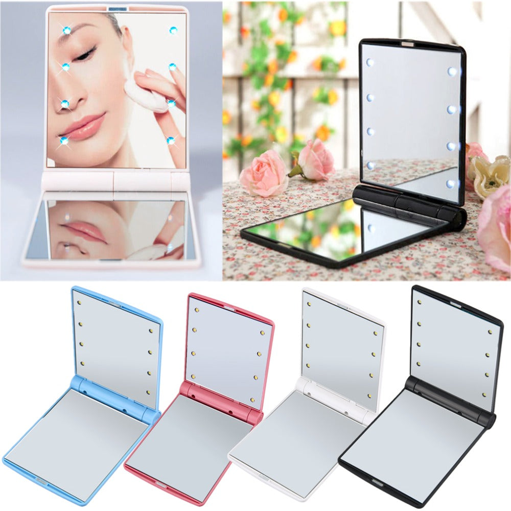 LED Makeup Mirror - small size