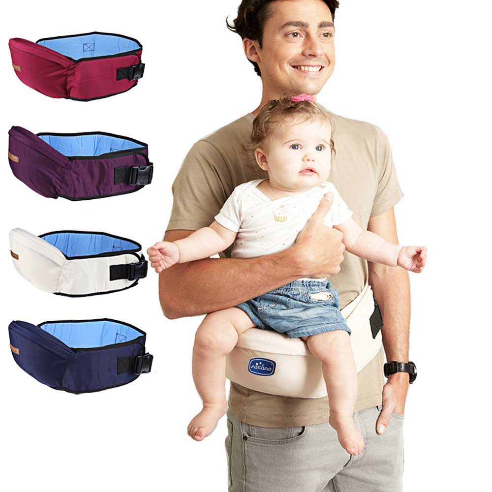 image of baby hipseat carrier - all color