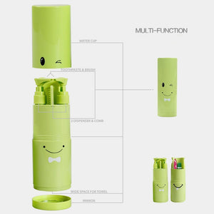 8 in 1 Travelling Cup has many function