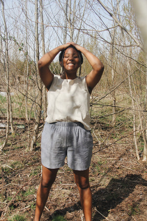 The Shorts - Hemp Organic Cotton