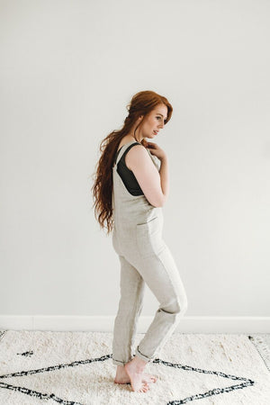 The Dungarees - Linen