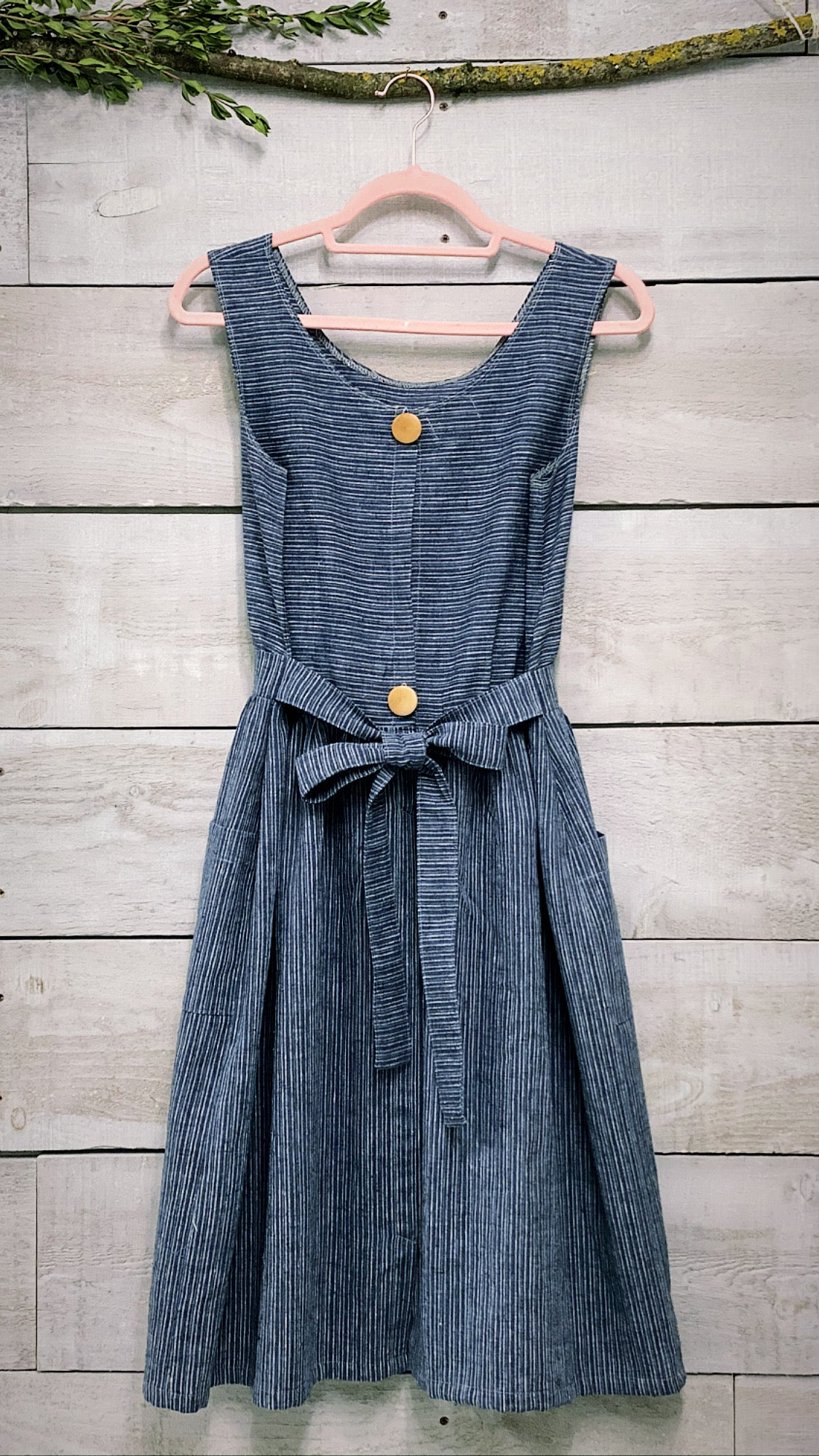 The Dress - Hemp Organic Cotton
