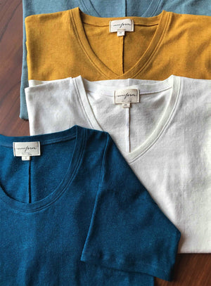 The T- Shirt Scoop Neck