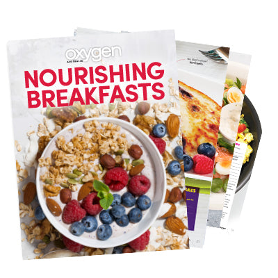 Nourishing Breakfasts Recipe eBook