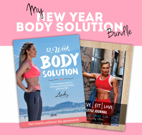 Lindy's New Year Body Solution Bundle