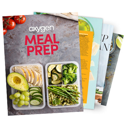 Meal Prep Basics Recipe eBooks