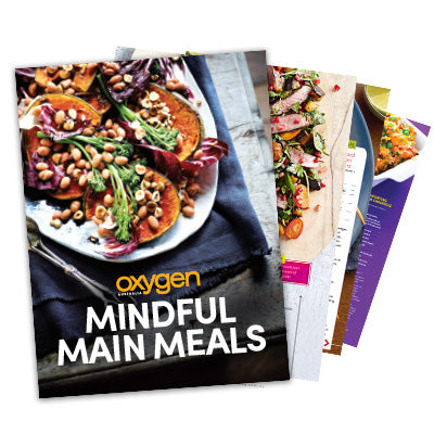 Mindful Main Meals Recipe eBook