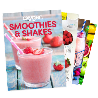 Smoothie & Shakes Recipe eBook